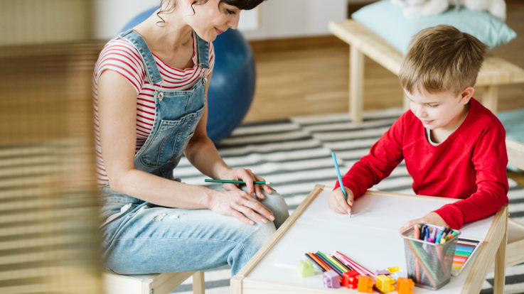 Occupational Therapy: How It Benefits Your Child