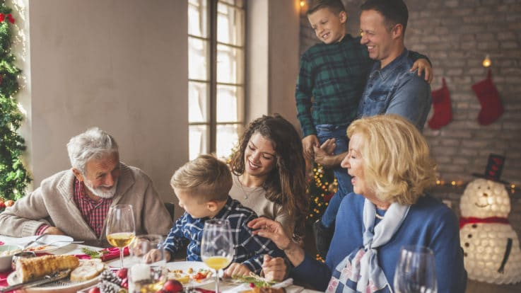 Keeping Your Child Safe and Comfortable During Holiday Festivities
